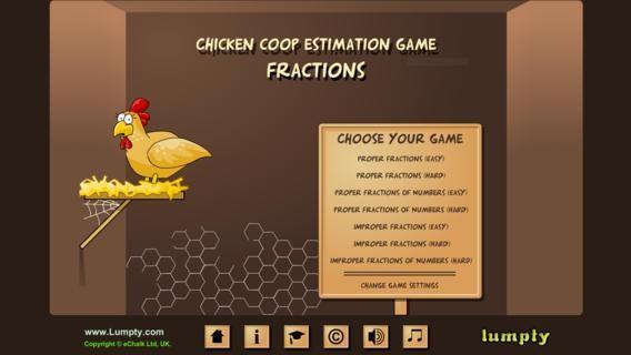 Chicken Coop Fractions