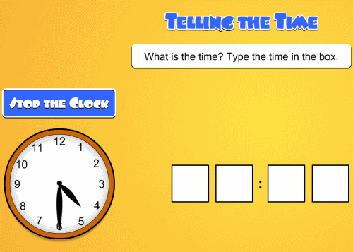 Telling Time Quiz: Telling Time Quiz Worksheet At Alzheimers-prions.com