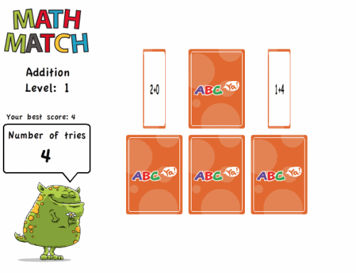 1st Grade Math Games Online Math Chimp