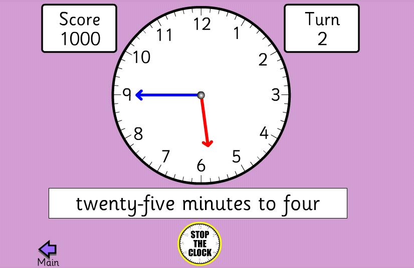 clock problem algebra