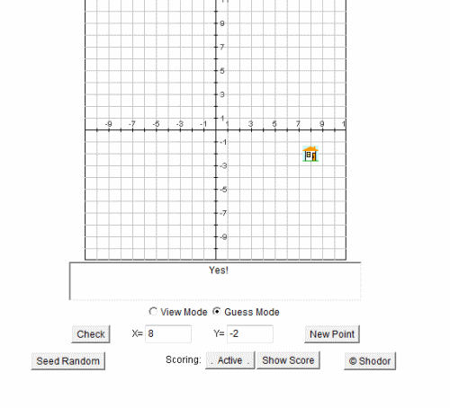 Graph points on the coordinate plane to solve realworld and – Graphing Points on a Coordinate Plane Worksheet
