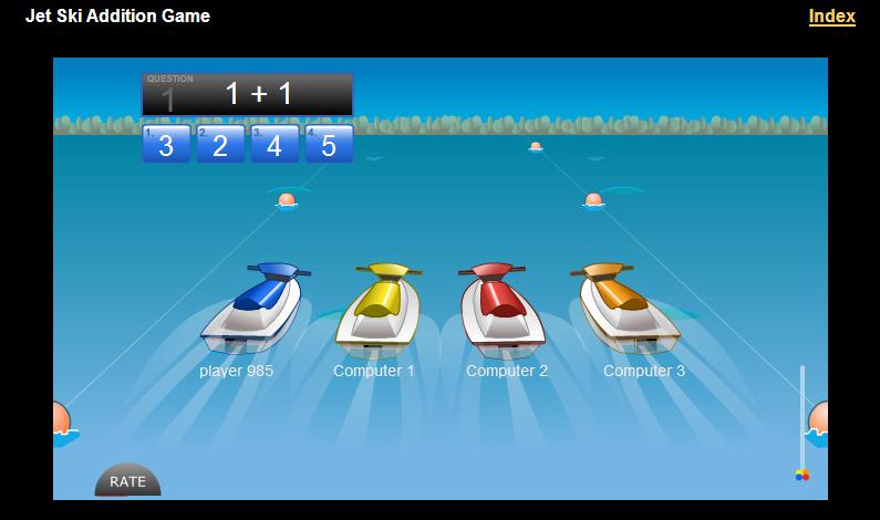 1st Grade Math Games Online | Math Chimp