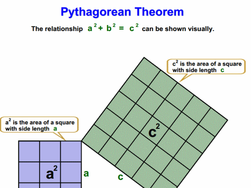 Understand and apply the Pythagorean Theorem – Math Worksheets Pythagorean Theorem