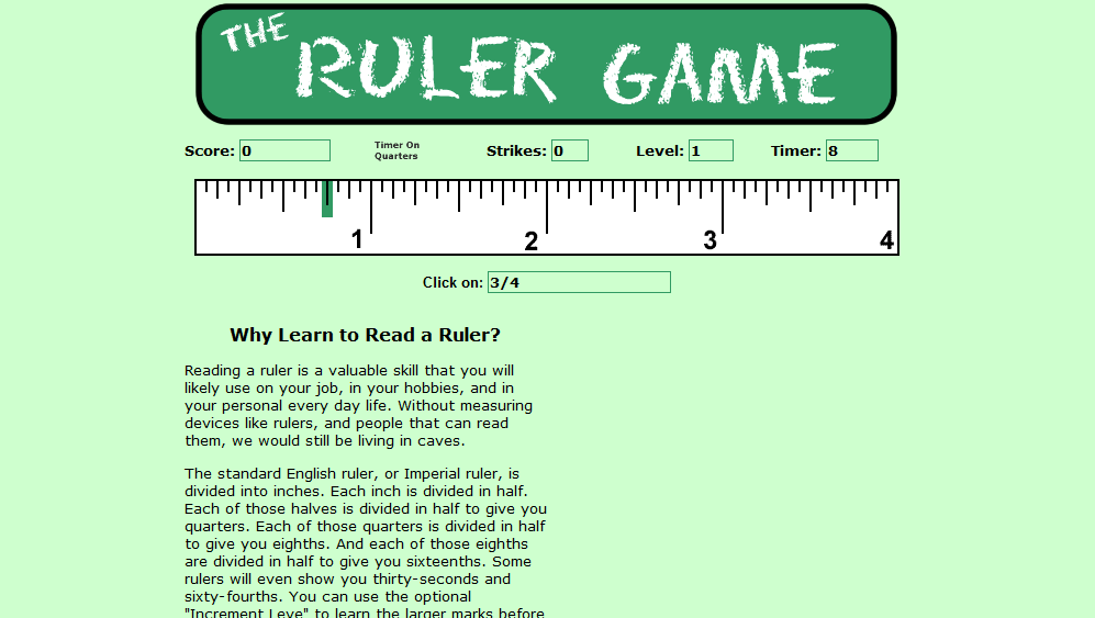 Measure and estimate lengths in standard units – Ruler Measurements Worksheets